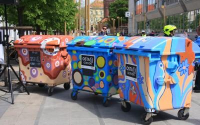 Barviti keson za prijaznejši Maribor