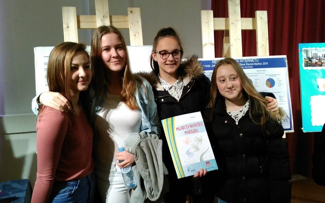 35. srečanje Mladi za napredek Maribora 2018