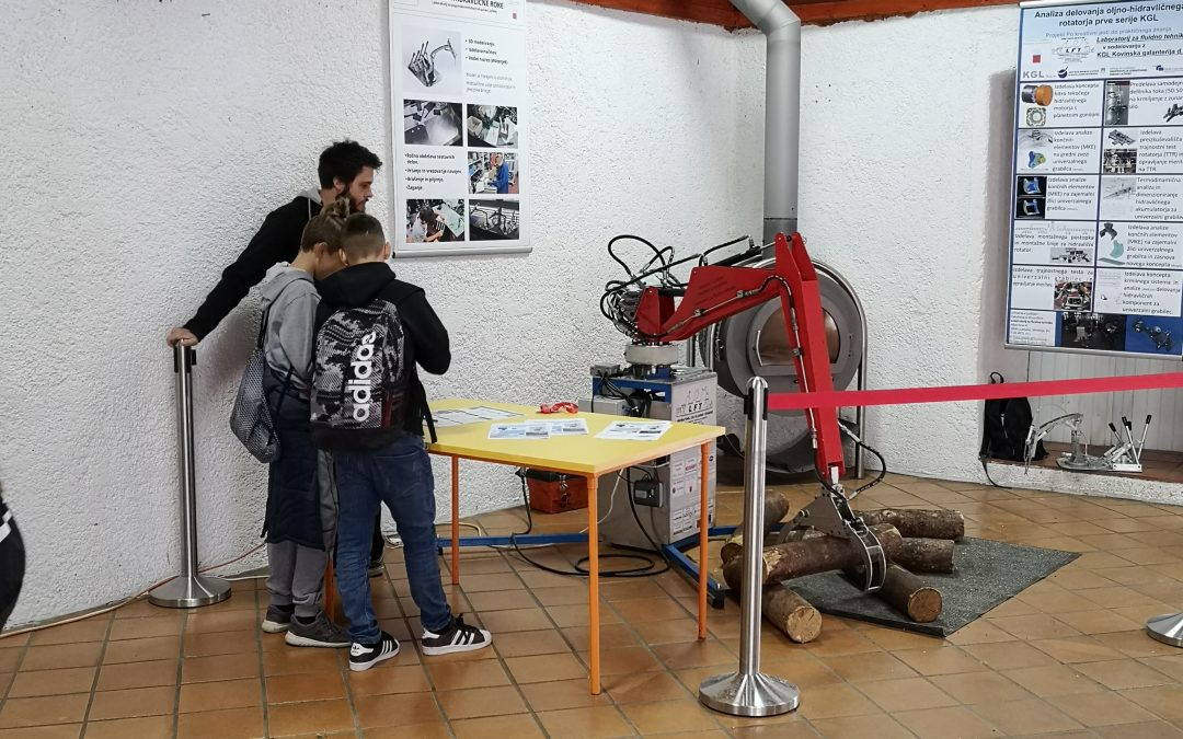 Obiskali smo Tehniški muzej Slovenije v Bistri