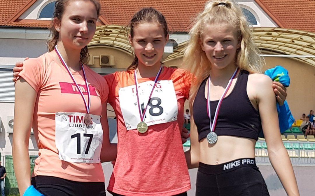 Finale prvenstva v atletiki za OŠ