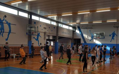 Športni dan – ples