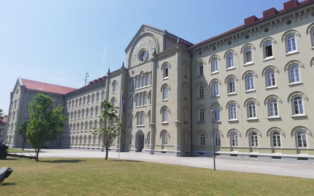 Ogled Kadetnice (muzej SV) – 3. junij 2021