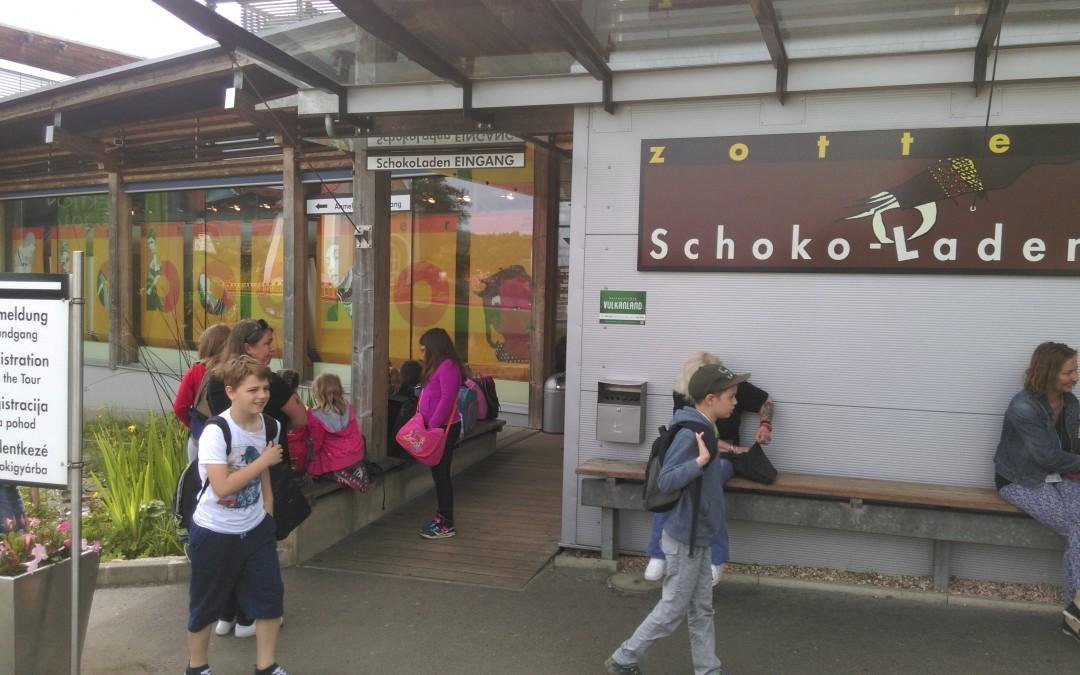 Strokovna ekskurzija v Zotter in Motorikpark Gamlitz