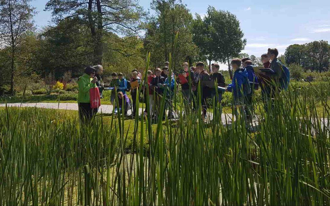 Botanični vrt v Pivoli