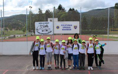 13. Otroška varnostna olimpijada 2018