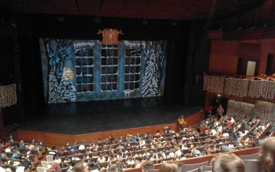 Kulturni dan – balet Hrestač