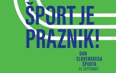 Dan slovenskega športa v OŠ Malečnik